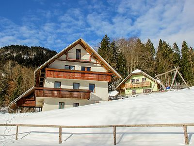 Photo for Apartment Tourist farm Pr' Vazniku in Bohinj - 4 persons, 2 bedrooms