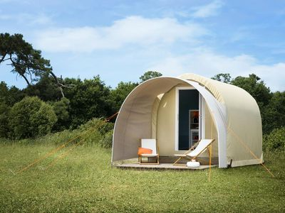 Photo for Camping Le Bois Fleuri *** - Sweet Coco Duo