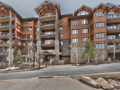 Photo for Luxury 3-Bedroom Condo in Deer Valley - Ski-in/Ski-out with Amenities!