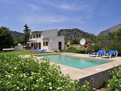 Photo for Pollensa Villa with pool walking to Pollensa