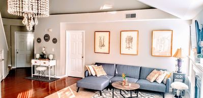 Photo for Beautiful 3BD/3BA home in Alexandria,  near metro, freeway and free parking.