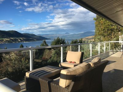 Photo for Stunning Lakeviews just minutes to beaches, golfing and tourist attractions.