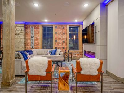 Photo for NEW! Modern Chic Loft in the Heart of Hot Springs!