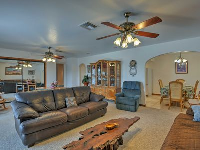 Photo for 2BR Apartment Vacation Rental in Black Canyon City, Arizona