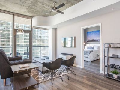 Photo for Luxury Urban Flat 2BR in High-Rise  by LA-Live!