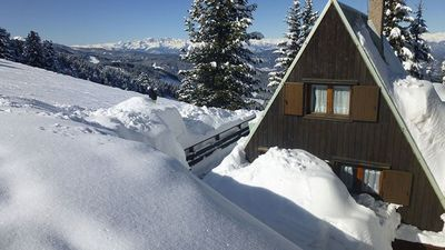 Photo for Chalet Alpe Cermis Cavalese