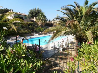 Photo for Pretty little house in secure domain, ideal for family holidays