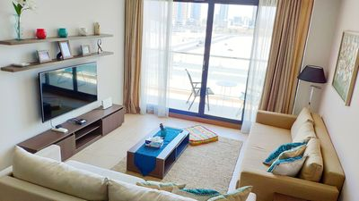Photo for Luxury Seef Flat Directly  Opposite City Centre Mall