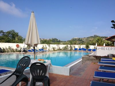 Photo for Timeshare apartment with pool and spa tub