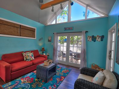Photo for Colony Sunset- Bright and airy cottage in the heart of old town Key West