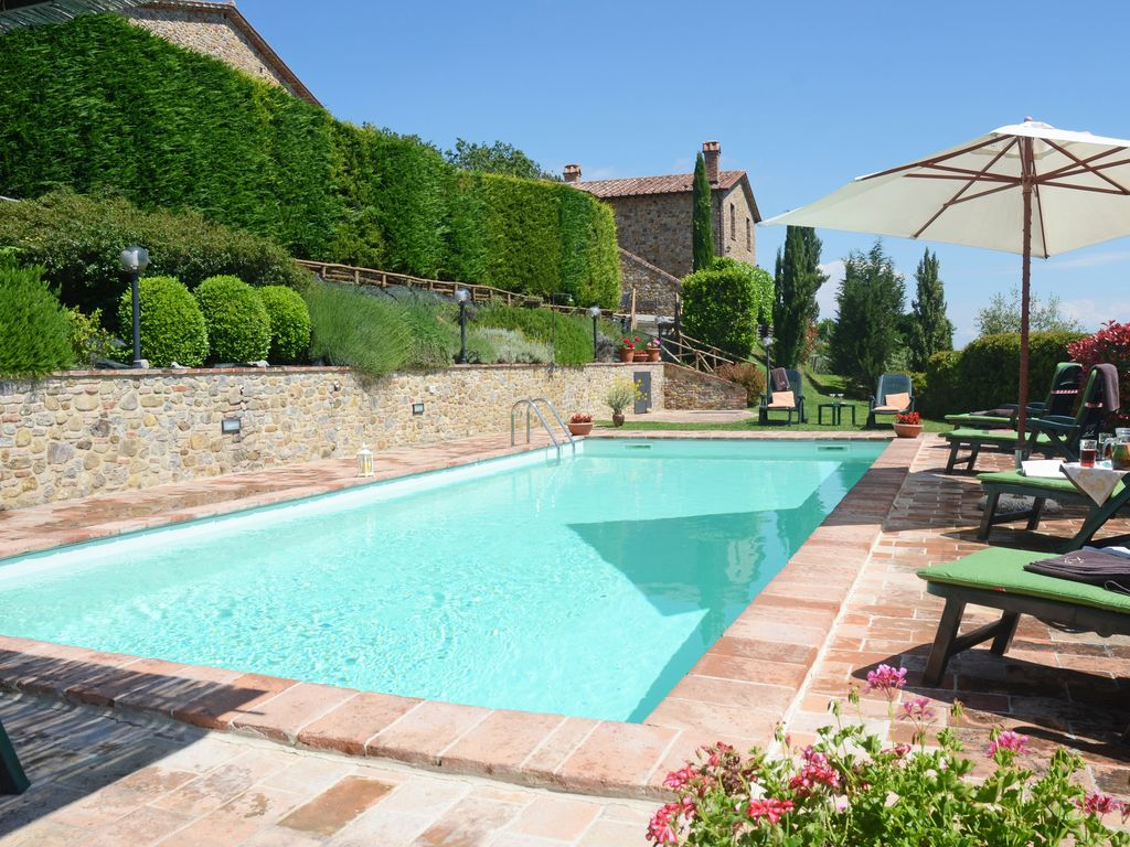 Casa Baiocco Private Tuscan Villa With A C And Swimming Pool 981324