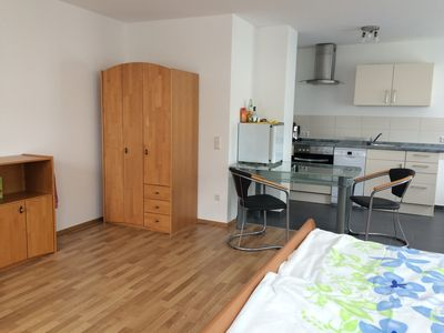 Photo for Apartment in Vöhringen on the A81 exit Sulz a. N.
