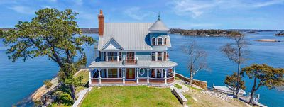 Photo for Private Island Victorian Estate in The Thimbles