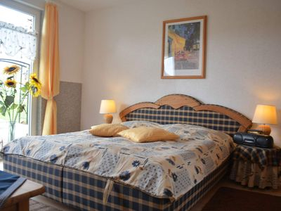 Photo for 1-room apartment No. 02 with Terrace -. Pension Ritter - in a quiet location of Groß Zicker