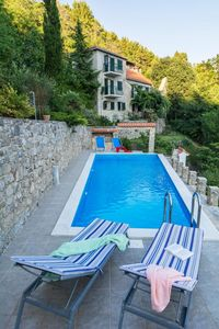 Photo for ctzr177 - A beautiful old stone house with private pool, in the village of Privor, 6 adults+2 children