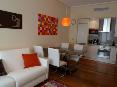 Photo for Bella Easo C apartment in Centro with WiFi, air conditioning & lift.