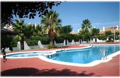 Photo for villa pool at the foot of the sea 400m Dénia Costa Blanca, Clim WIFI, near Valencia Alica