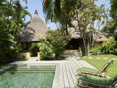 Photo for Tropical Authentic Balinese House (3BR)
