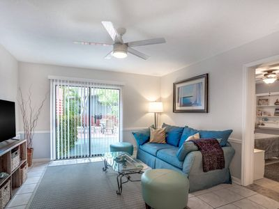 Photo for Great Location! Walk to beach and restaurants! - Suite E
