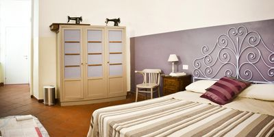 Photo for Trastevere - Mini Deluxe Apartment + Private Bathroom