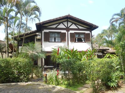 Photo for Holiday house in Maresias 100 meters from the beach in Canto do Moreira.
