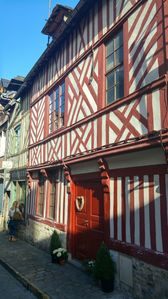 Photo for LA BATISSE DE HONFLEUR - Private parking - Classified 4 * - Historical Center