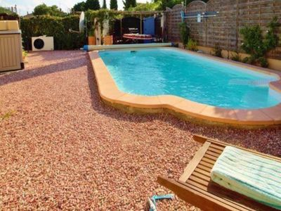 Photo for Private Swimming Pool and Sauna 3 beds 2 baths Nr Carcassonne