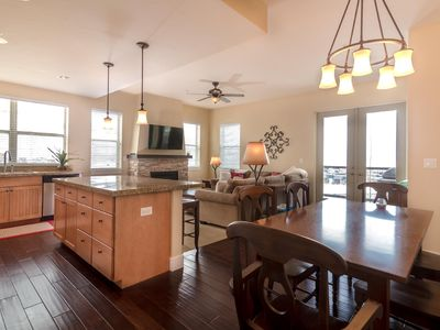 Photo for Quick Draw Retreat - Oversized 2bd/2ba Base Camp One Condo w/ views of the pool & lodge