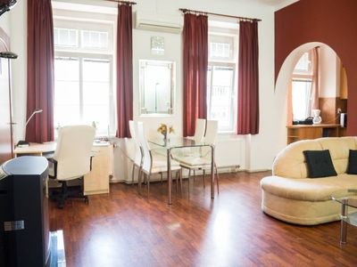 Photo for centrally located bright flat - Two Bedroom Apartment, Sleeps 4