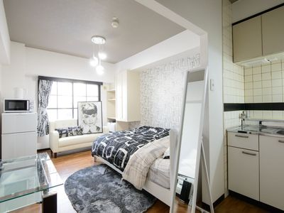 Photo for MR3:Stylish DIY rooms/max 9 ppl/Sapporo