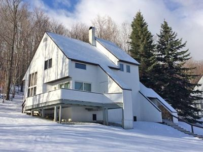 Photo for Mountain Views Ski on/off Sugarbush 2bed/2.5 bath Home - South Village