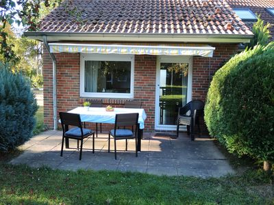 Photo for Friendly end terraced house with terrace in the countryside with Wi-Fi
