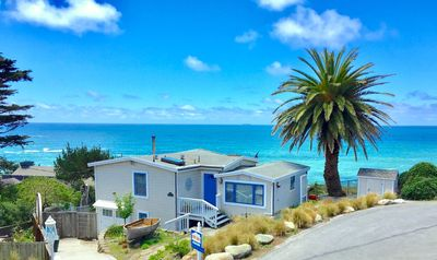 Photo for Romantic Ocean Cottage, plus Writer's Hideaway