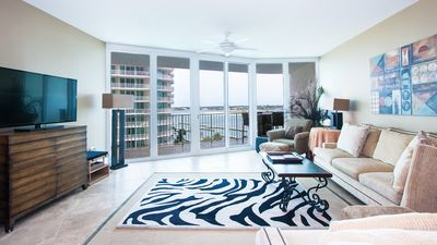 Photo for CRD0501 - Elegant Two Bedroom with Sceni - Condo