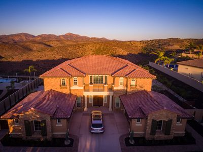 Photo for San Diego estate designed for private vacationing.