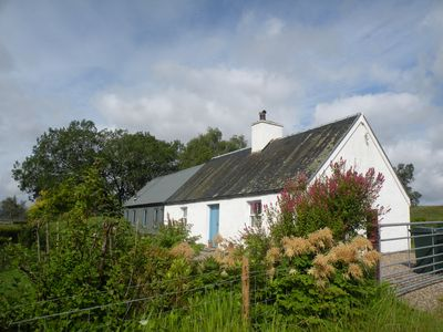 Photo for Traditional Loch Side Croft Cottage And Garden With Contemporary Extension