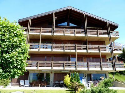 Photo for Apartment Zénith No 303 in Ovronnaz - 5 persons, 2 bedrooms