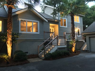 Photo for Newly Renovated Kiawah-4bd, Private Heated Pool, Close to Beach, Ocean Cours