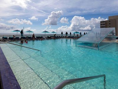 Photo for Soak in the Florida sun in our beautiful outdoor pool. Free Parking & WiFi!!