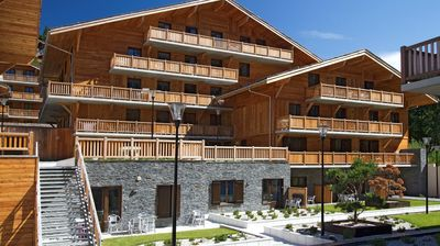 Photo for 2 bedroom accommodation in La Clusaz