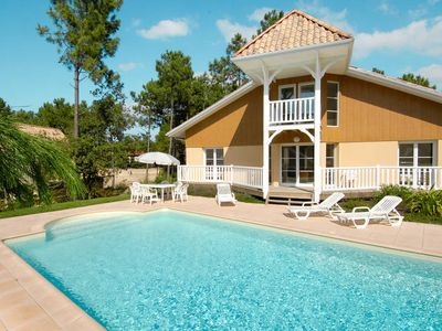 Photo for Vacation home Eden Club  in Lacanau - Ocean, Aquitaine - 8 persons, 4 bedrooms