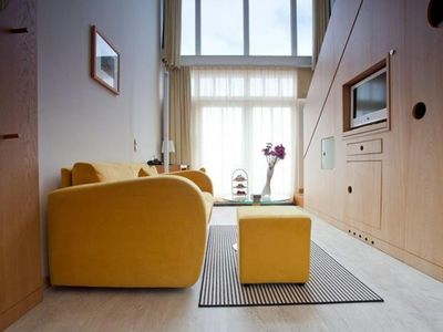 Photo for Gallery room lateral sea view and balcony - HOTEL AM SEER & SPA
