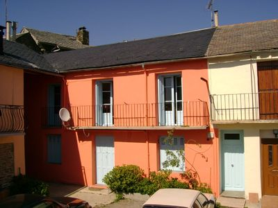 Photo for Charming, spacious, well-appointed village apartment in sunny Eastern Pyrenees