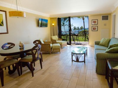 Photo for Spectacular Romantic 2-BR/2-Bath Maui Oceanfront! 2 Master Suites! Newly Redone