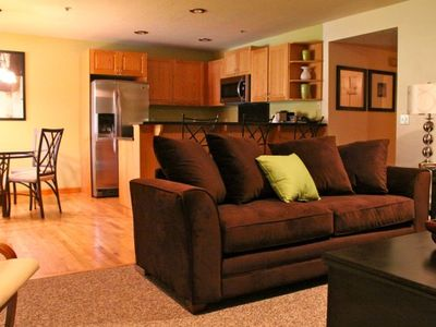 Photo for Discounted monthly rental available. All Seasons Condo.  Sleeps 6
