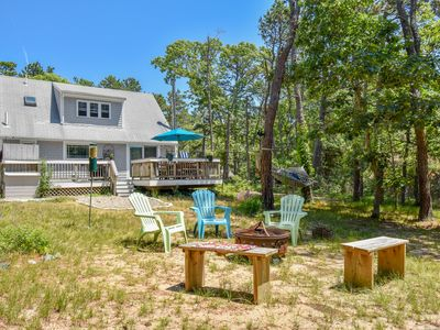 Photo for #302: Picture perfect home in Wellfleet close to National Seashore! Dog Friendly!