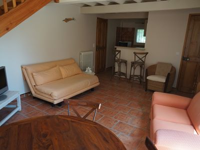 Photo for Renting an apartment adjacent to the Mas de l'Ecureuil Chateaurenard