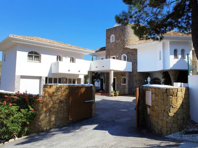 Photo for Detached Villa In Benahavis Village w/ Private Pool Surrounded By Mountain Views