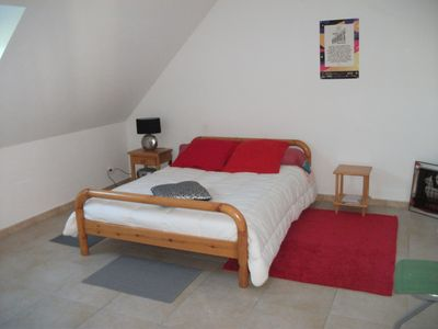 Photo for Rooms in Contemporary House on the outskirts of Bourges