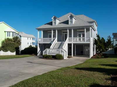 Photo for Immaculate and Upgraded Oceanfront Home with Private Hot Tub and Community Pool
